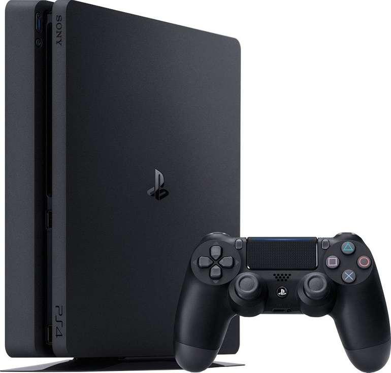 Saturn Cyber Monday Angebote, z.B. PlayStation 4 Slim mit 500GB Speicher für 179€