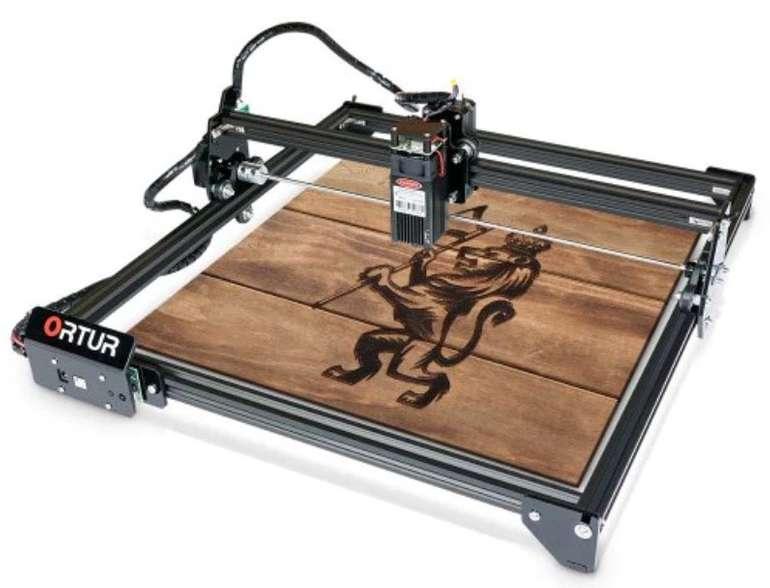 Ortur Laser Master 2 - 15W Laser Graviermaschine mit 400 x 430mm Arbeitsfläche für 256,59€ (statt 284€)