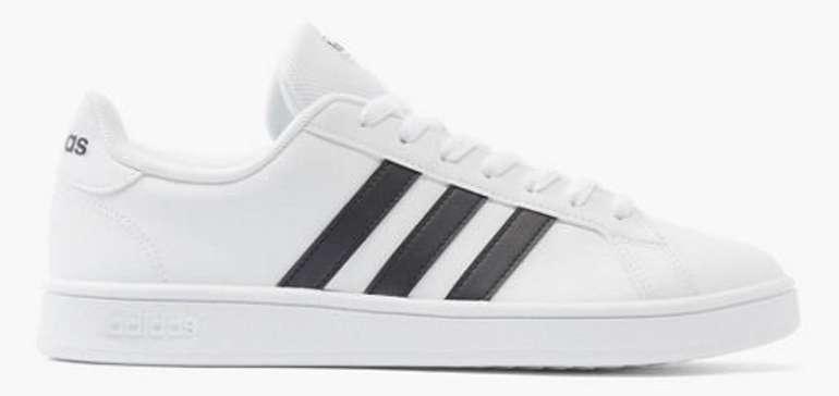 Adidas Grand Court Base Herren Sneaker für 39,99€ inkl. Versand (statt 50€)