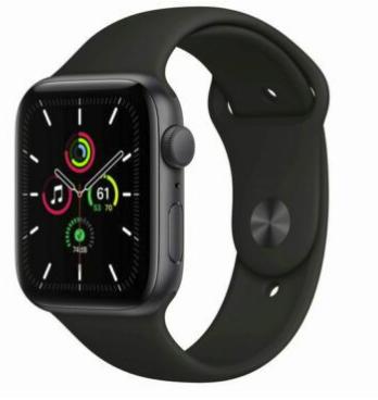 Apple Watch SE (44mm) mit GPS für 293,55€ inkl. Versand (statt 315€)