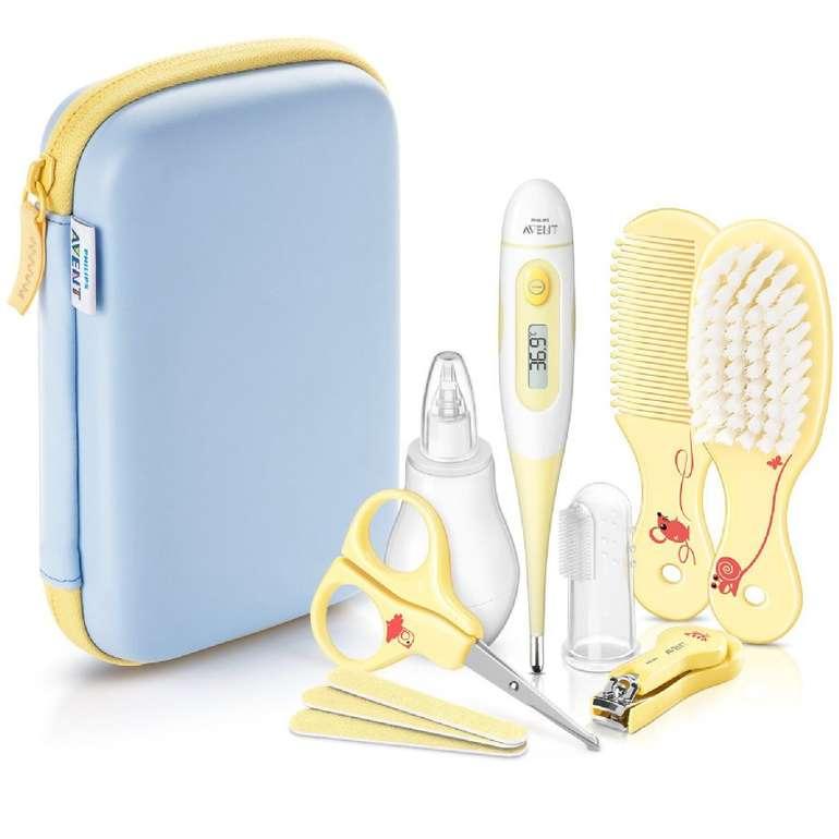 Philips Avent Babypflege-Set SCH400/00 für 19,50€ inkl. Versand (statt 24€)