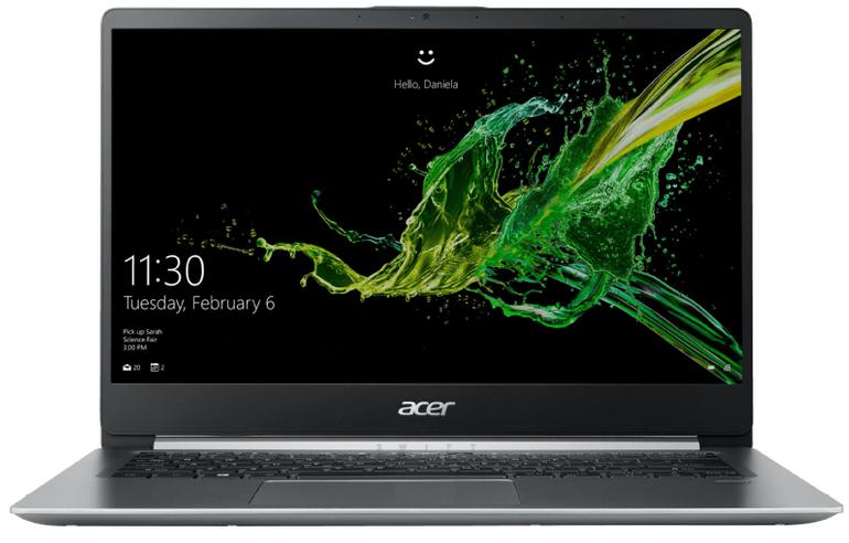 Acer Swift 1 (SF114-32-P8GG), 4GB RAM, 256GB SSD für 444€ (statt 556€)