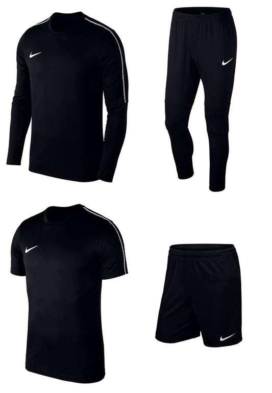 4 teiliges Nike Trainingsset Park 18 (Longsleeve, Hose, Shirt…