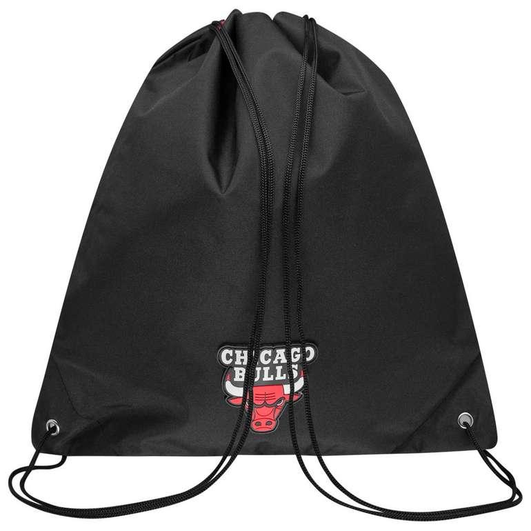 Verschiedene NBA Gym Bag Turnbeutel reduziert, z.B. Chicago Bulls ab 4,44€ zzgl. Versand