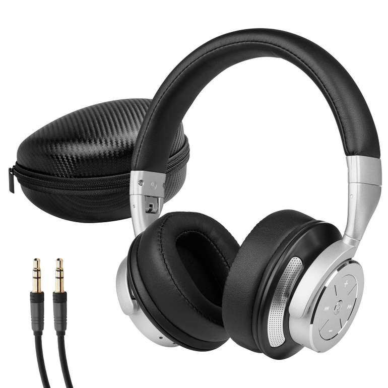 Medion Life P62049 Bluetooth Kopfhörer mit Case für 44,99€inkl. Versand (statt 60€)