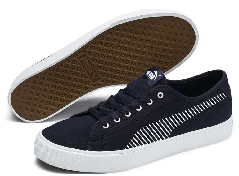 Puma Bari Unisex Canvas Sneaker für 27,25€ inkl. Versand (statt 31€)
