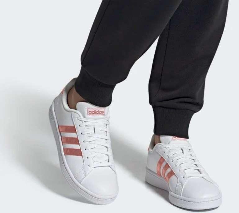 Adidas Grand Court Damen Sneaker für 39,18€ inkl. Versand (statt 74€) - Creators Club!