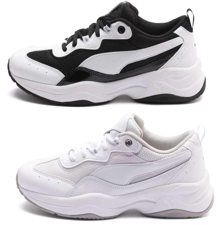 Puma Celia Patent Damen Sneaker in 3 Varianten für je 35,96€ inkl. Versand (statt 48€)