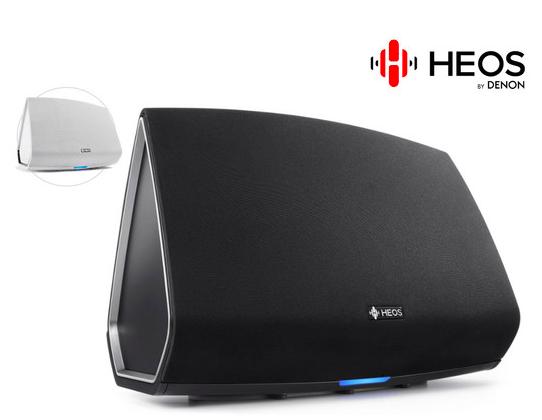 Denon HEOS 5 HS2 Multiroom Lautsprecher für 305,90€ (statt 349€)