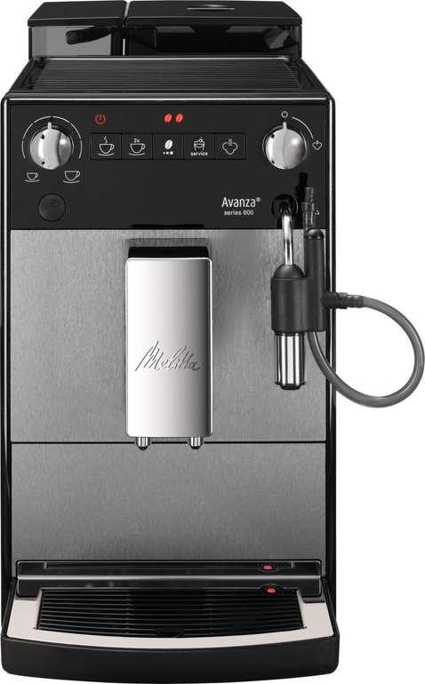 Melitta Avanza F270 - 100 Kaffeevollautomat mit integriertem Milchsystem für 373,15€ inkl. Versand (statt 434€)
