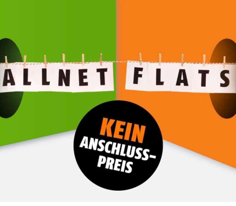Klarmobil Telekom & Vodafone Allnet-Flats - z.B. 5GB LTE für 9,99€ mtl. oder 10GB LTE für 14,99€ mtl.