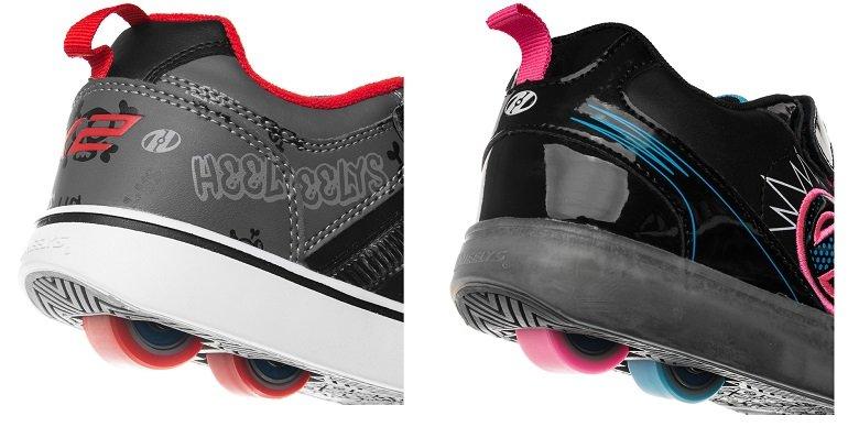 Heelys Kinder Schuhe mit Rollen