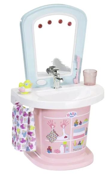 Baby Born Waschbecken/Waschtisch Puppenzubehör (824078) für 27,50€ inkl. Versand (statt 50€)