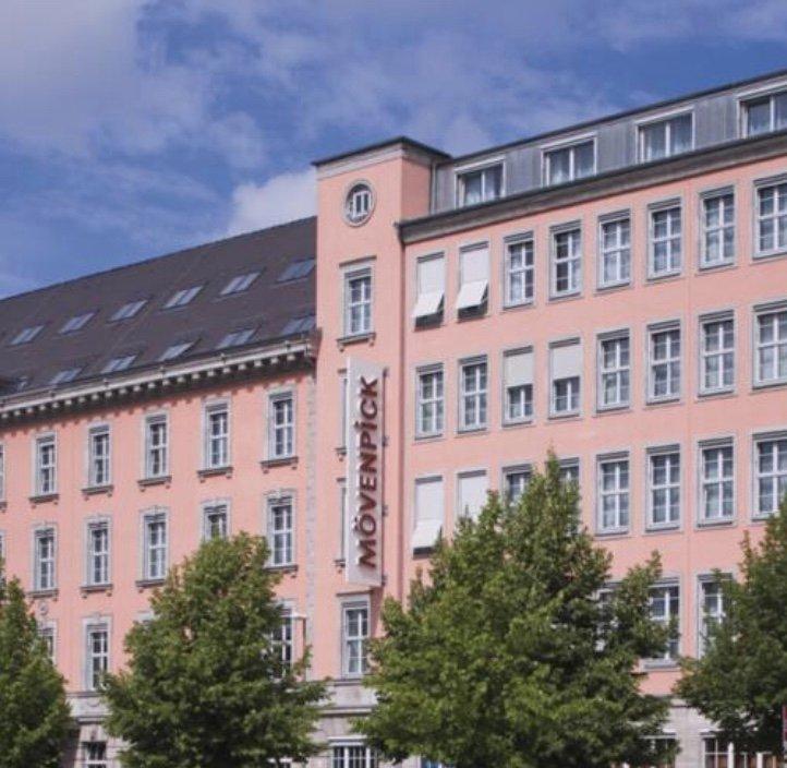 Eine Übernachtung im 4 Sterne Mövenpick Hotel Berlin inkl. Frühstück ab 64€ pro Person