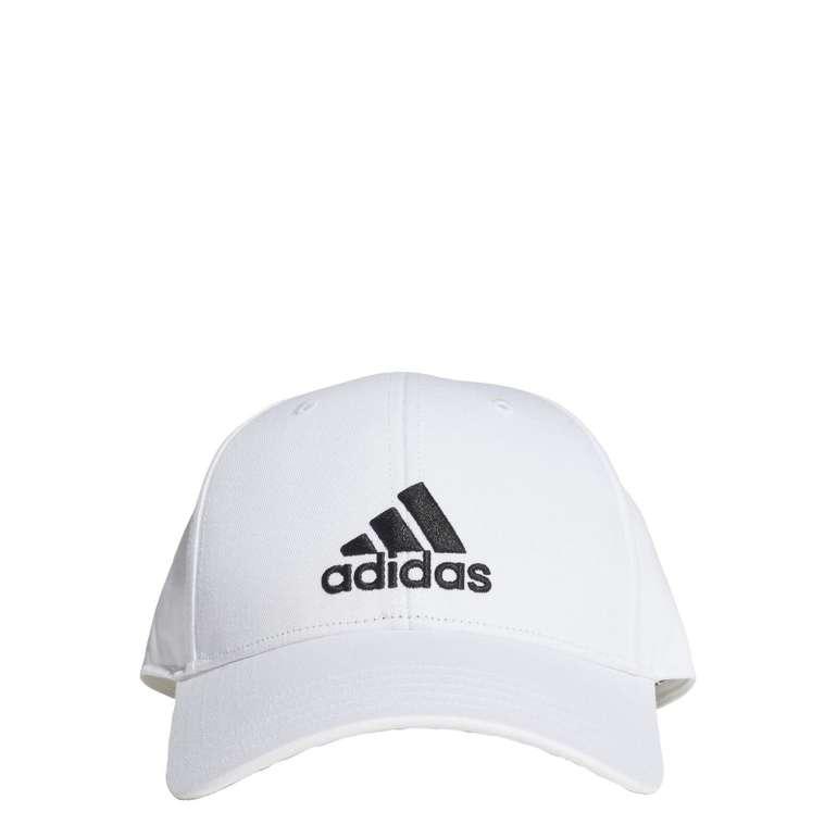 Adidas Performance Baseball Kappe in Weiß für 8,95€ inkl. Versand (statt 14€)