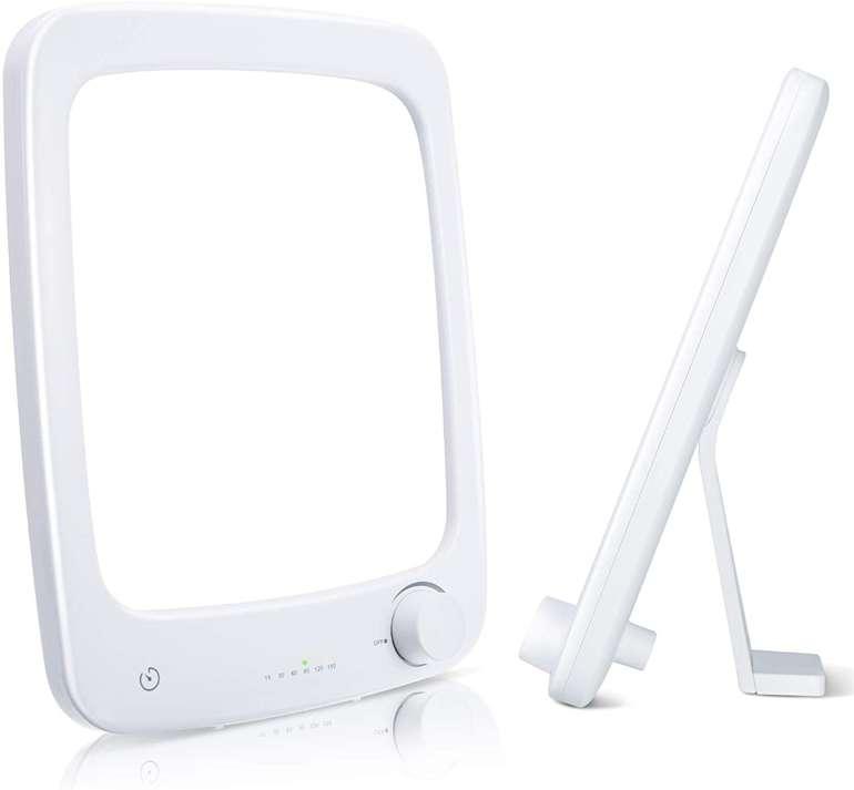 Elfeland Tageslichtlampe (10000 Lux, Timer, 6500K) für 10,76€ inkl. Prime Versand (statt 25€)