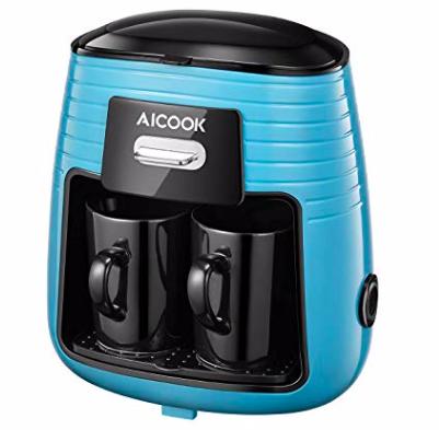 Aicook Filterkaffeemaschine mit Quick Brew Technologie für 20,99€ (statt 35€)