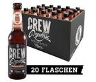 Crew Republic Craft Beer Sale + VSKfrei - z.B. 20 Flaschen India Pale Ale 25,12€