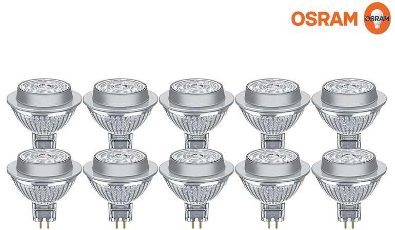 10x Osram Parathom LED-Spots GU5.3 (dimmbar) für 25,90€ inkl. Versand (statt 30€)