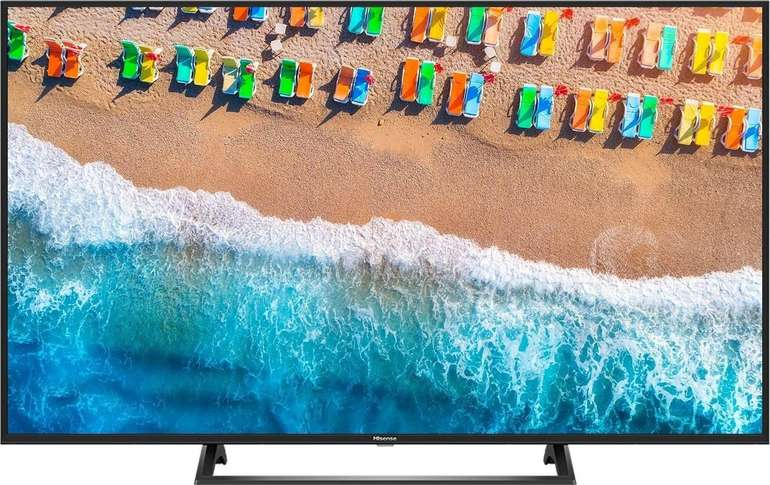 Hisense H50BE7200 - 50 Zoll UHD Smart TV für 289,80€ inkl. Versand (statt 315€)