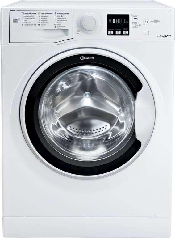 Bauknecht FL 9F4 - 9kg Waschmaschine mit 1400 U/Min. für 299€ inkl. Versand