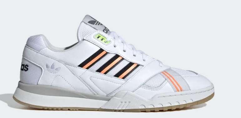 adidas A.R. Trainer Damenschuh in Weiß für 42,50€ inkl. Versand (statt 63€)