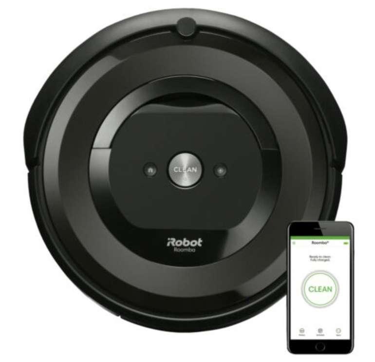 iRobot Roomba e5158 Staubsaugerroboter für 135,20€ inkl. Versand (statt 298€) - refurbished!