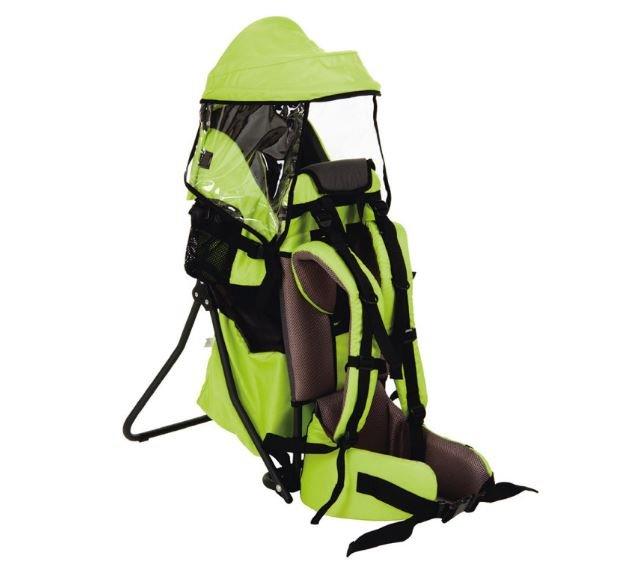 Fillikid Rückentrage Explorer in Grün für 50,59€ inkl. Versand (statt 71€)