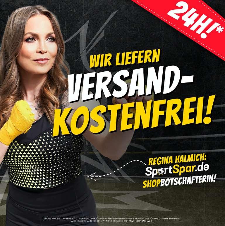 Bis 11 Uhr! SportSpar: Versandkostenfrei bestellen ohne MBW! - z.B MSTRDS KMA Racer Sonnenbrille für 2,22€ inkl. Versand