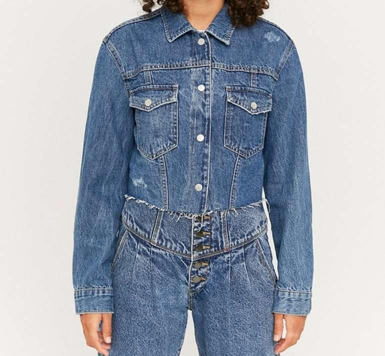 Tally Weijl: Ausgewählte Jeans Jacken für je nur 25,99€ zzgl. 4€ Versand (statt 40€)