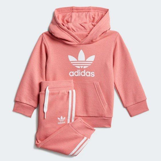 Adidas Originals Trefoil Baby/ Kinder Hoodie-Set für 28€ inkl. Versand (statt 53€)