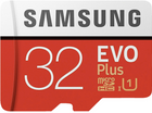 2er Pack Samsung Evo Plus 32GB Micro-SDHC Speicherkarten für 10€