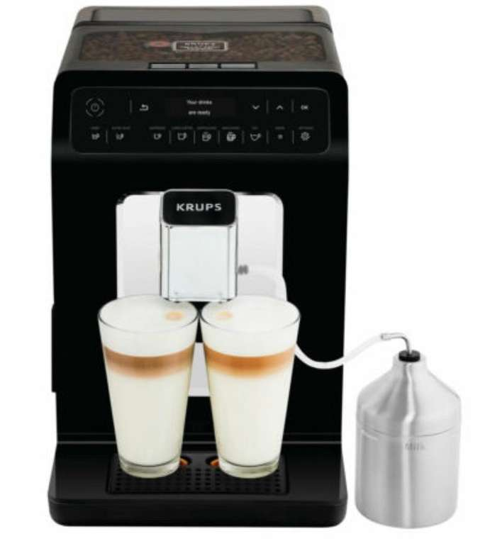 Krups EA8918 Evidence Kaffeevollautomat für 359,99€ inkl. Versand (statt 382€)