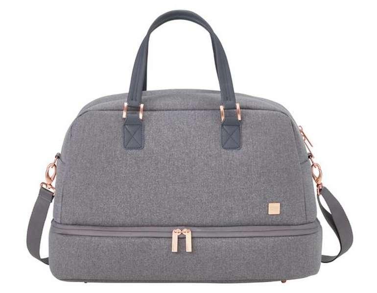 """Titan """"Barbara"""" Weekender Tasche in grau für 46,90€inkl. Versand (statt 56€)"""