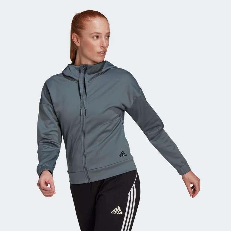 Adidas Sportswear Most Versatile Player Kapuzenjacke für 34,30€ inkl. Versand (statt 49€)