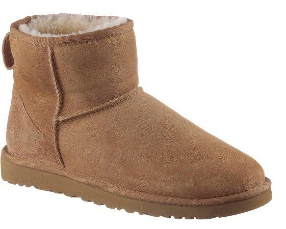UGG Classic Mini II Damen Boots in hellbraun für 89,99€ inkl. VSK (statt 120€)
