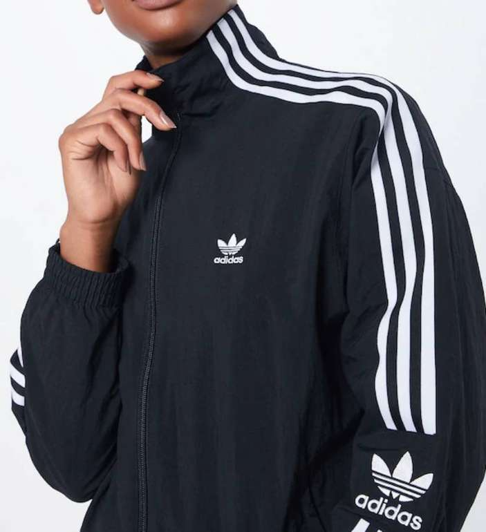 About You bis 20% extra auf Übergangsjacken + 10% Extra, z.B. Adidas Damen Jacke für 43,12€