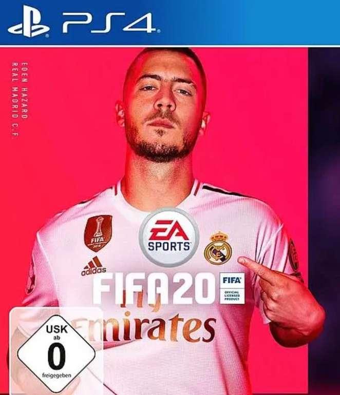 Baur: 15€ Rabatt bei 30€ MBW mit paydirekt - z.B. FIFA 20 (PS4) für 26,97€ (statt 41€)