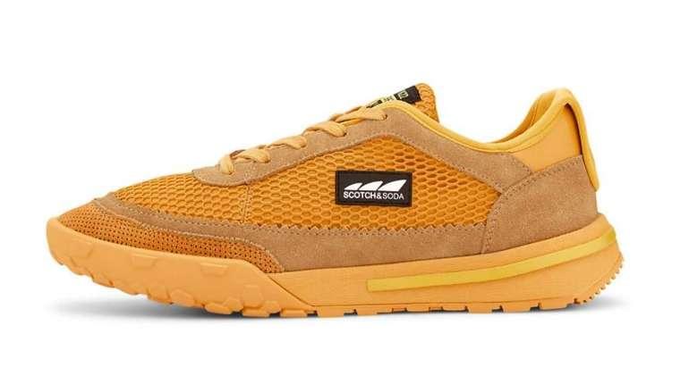 Scotch & Soda Herren Sneaker Kagann in gelb oder grün für 44€ inkl. Versand (statt 55€)