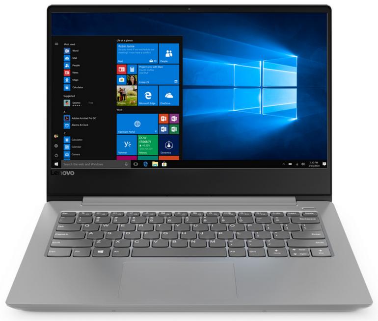 "Lenovo IdeaPad 330S-14IKB - 14""Notebook (i5, 8GB RAM, 128GB SSD, USB-C) für 444€"