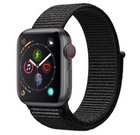 Apple Watch Series 4 (LTE, 40mm) mit Sport Loop für 419€ (statt 456€)