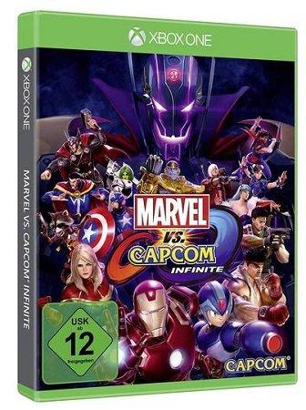 Hot! Marvel vs. Capcom: Infinite Xbox One nur 10€ inkl. VSK (statt 20€)