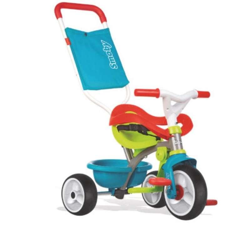 Smoby Be Move Komfort Dreirad in blau für 45,99€ inkl. Versand (statt 65€)