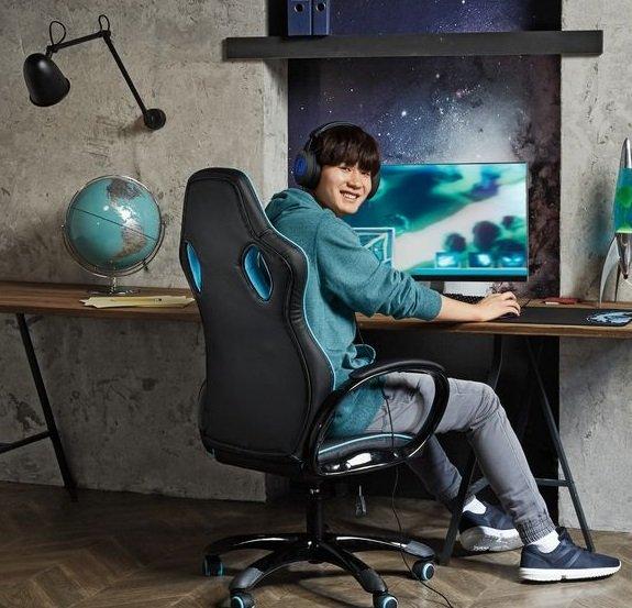 Silvercrest Gaming Stuhl für 74,94€ inkl. Versand (statt 90€)