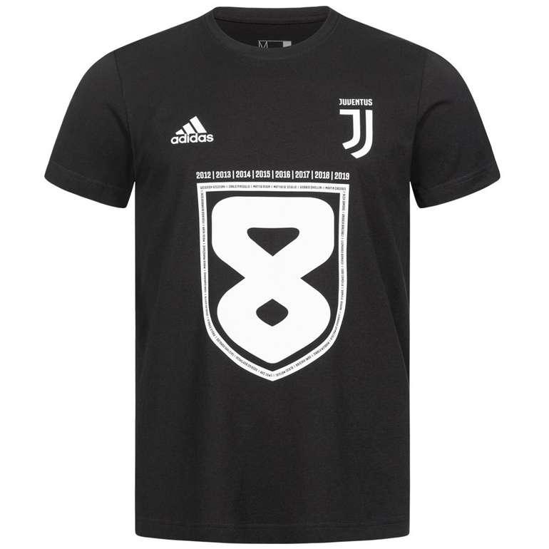 Juventus Turin adidas Meister Herren Fan T-Shirt für 11,94€ (statt 29€)