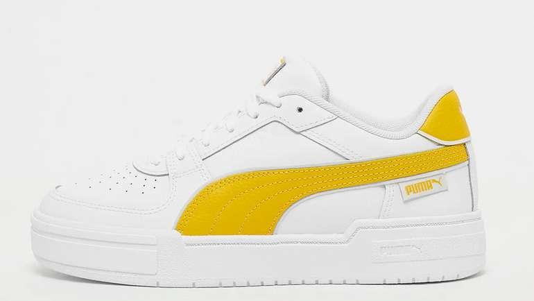 "Puma CA Pro Pop Sneaker in ""Spectra Yellow"" für 53,99€ inkl. Versand (statt 70€)"