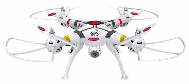 Jamara Payload GPS Altitude HD Wifi FPV Quadrocopter für 137,99€ (statt 191€)