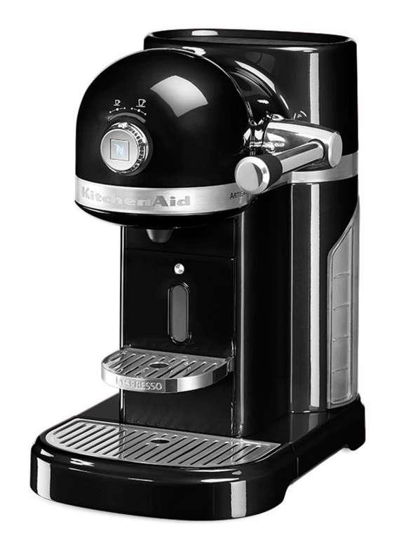KitchenAid Artisan Nespresso Maschine Onyx in Schwarz für 299,99€inkl. Versand (statt 449€)