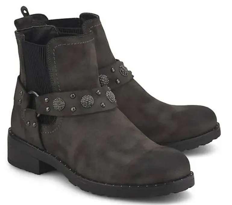 Görtz Final Sale bis zu 50% + 15% Rabatt - z.B. Cox Chelsea-Boots Chelsea Boots für 22,93€ (statt 45€)