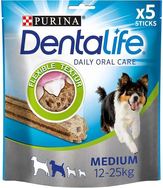 Purina Dentalife bis 9€ Warenwert gratis testen durch Geld-zurück-Garantie (GzG)